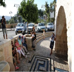 סיור ירושלים בעין כרם