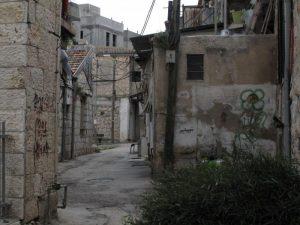 סיור בשכונות חרדיות