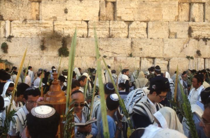 סיור בחג הסוכות בירושלים